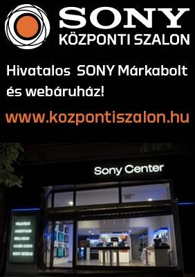 Sony Központi Szalon