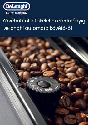 DeLonghi kávéfőző